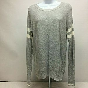 Hippie Rose Juniors Sweater Scoop Neck Long Sleeve
